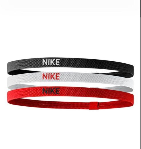 Cinta para el pelo Pack de 3 Elastic Hairbans Nike · El Corte Inglés