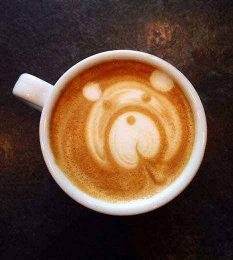 The Blue Bear Cafe