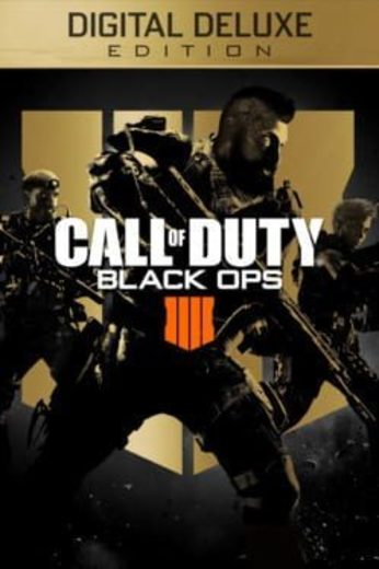 Call of Duty: Black Ops 4 - Digital Deluxe Edition