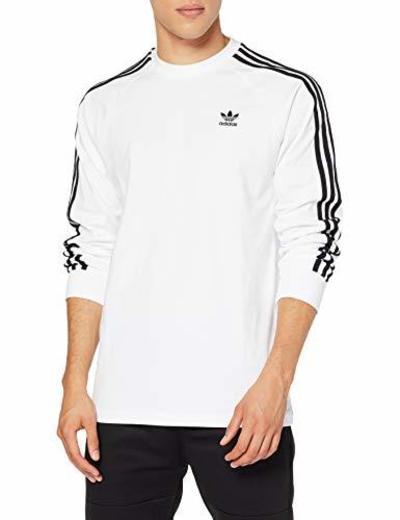 adidas 3-Stripes LS T Long Sleeved t-Shirt