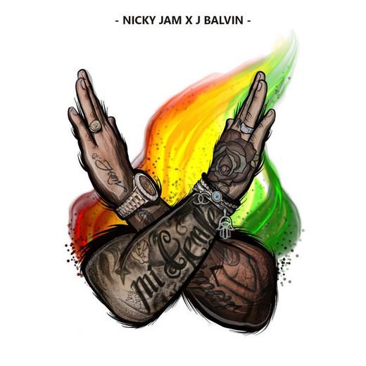 X - Nicky Jam & J Balvin