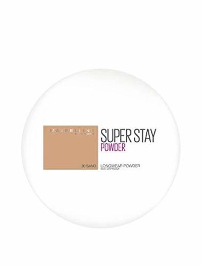 Maybelline New York Polvos Compactos Superstay 24H