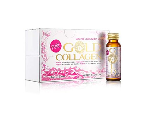 Pure GOLD COLLAGEN 10 Day Programme