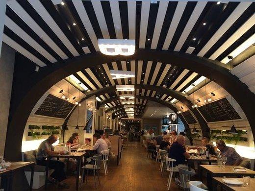 Restaurant BarcelonaMilano