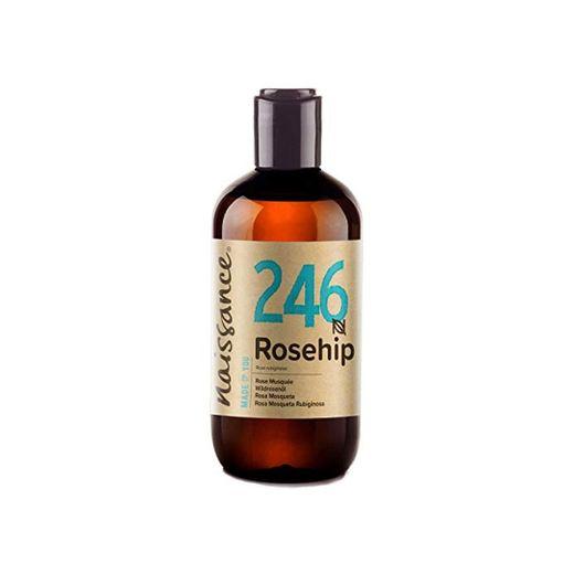 Naissance Aceite Vegetal de Rosa Mosqueta Rubiginosa n. º 246 – 250ml