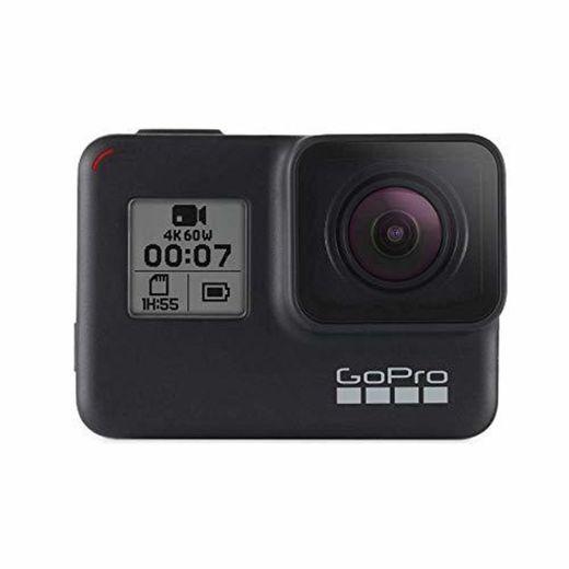 GoPro HERO7 Black - Cámara de acción