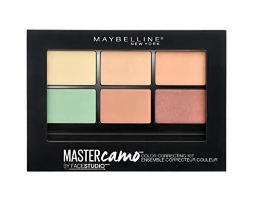 Maybelline New York Kit Corrector Imperfecciones Master Camo