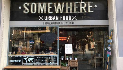 Somewhere Cafè