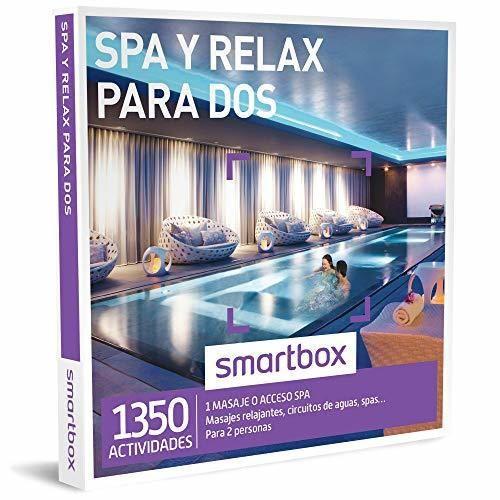 SMARTBOX - Caja Regalo - SPA Y RELAX PARA DOS - 1260
