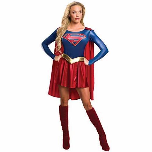 Disfraz de superhéroe de Rubie's oficial para mujer