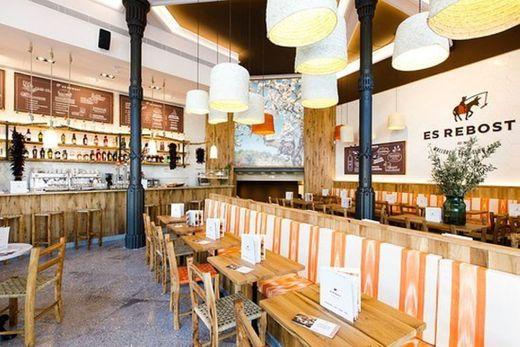 ES REBOST Restaurant Plaça d'Espanya