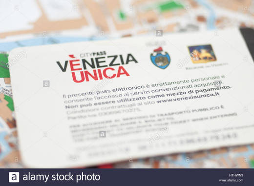| VeneziaUnica City Pass