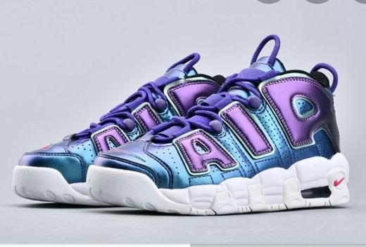 Nike Uptempo Galaxia edición limitada