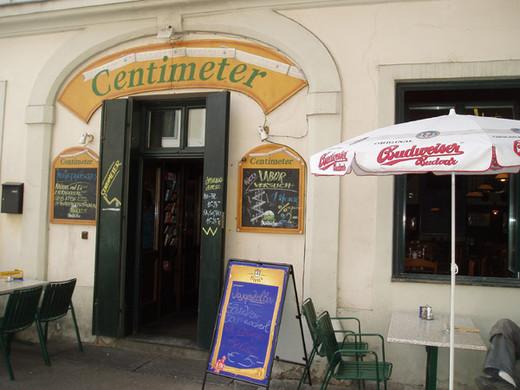 Centimeter I Restaurant beim Rathaus