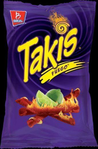 Barcel Takis Fuego 4OZ