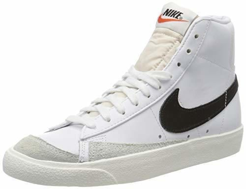 Nike Blazer Mid '77 VNTG, Zapatillas de Baloncesto para Hombre, Blanco