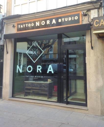 Nora Tattoo