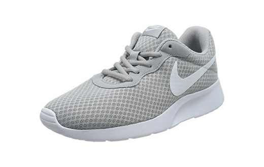 Nike Tanjun, Zapatillas de Running para Hombre, Gris