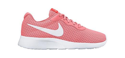 Nike Wmns Tanjun, Zapatillas de Deporte para Mujer, Rosa