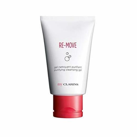 MY CLARINS RE-MOVE GEL NETTOYANT PURIFIANT 125ML