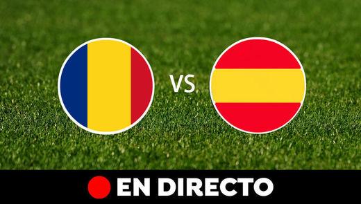 Rumanía - España: resumen y resultado, clasificación Eurocopa ...