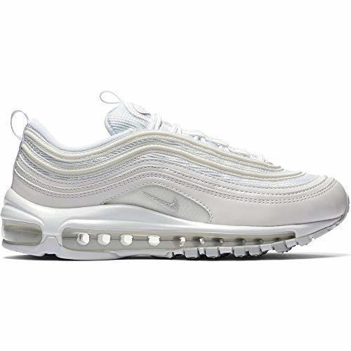 Nike W Air MAX 97, Zapatillas de Atletismo para Mujer, Blanco