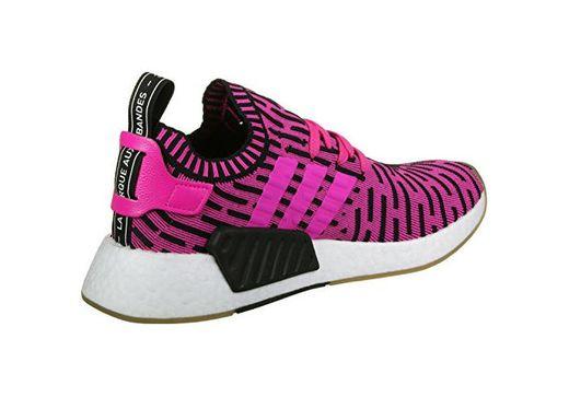 adidas NMD_R2 PK, Zapatillas de Deporte para Hombre,