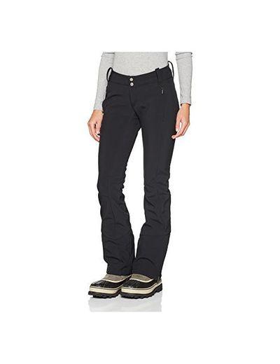 Columbia Roffe Ridge Pantalones, Mujer, Negro