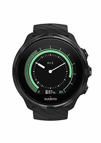 Suunto 9 Reloj con GPS para Multideporte, Unisex, Negro