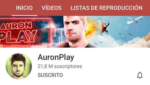 AuronPlay - YouTube