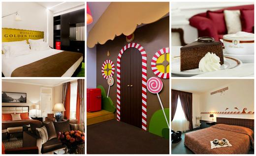 Fábrica do Chocolate | Hotel Chocolataria Museu