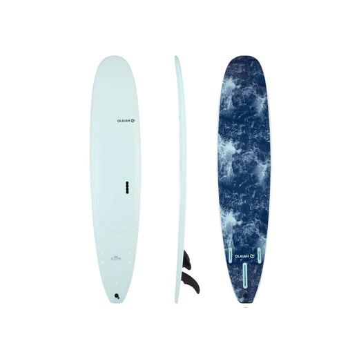 Prancha de surf em espuma