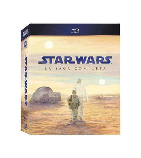 Star Wars La Saga Completa [Blu-ray]