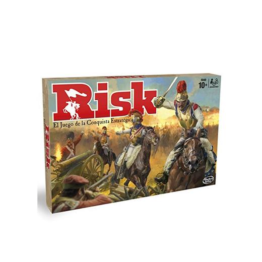Hasbro Gaming Clasico Risk