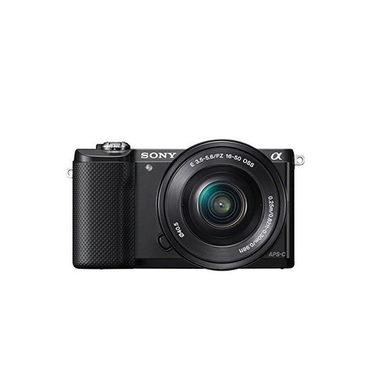 Sony A5000 - Cámara réflex Digital de 20.1 MP