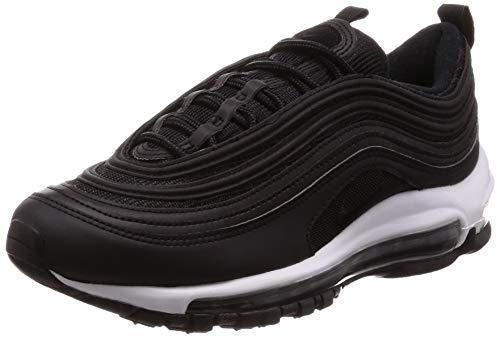 Nike W Air MAX 97, Zapatillas de Deporte para Mujer, Negro