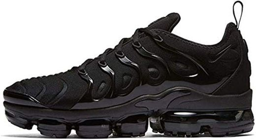 Nike Air Vapormax Plus, Zapatillas de Gimnasia Unisex Adulto, Negro