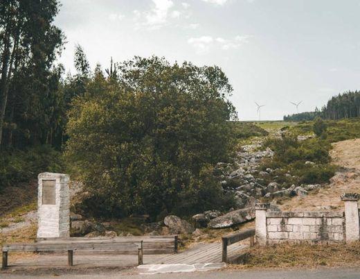 Pedregal de Irimia - Nacemento do río Miño