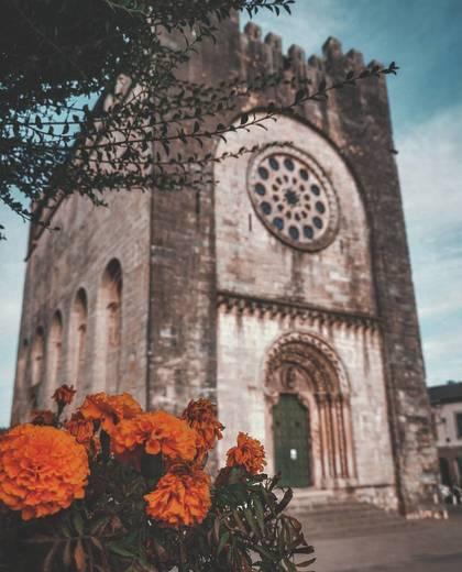 Igrexa de San Nicolao de Portomarín