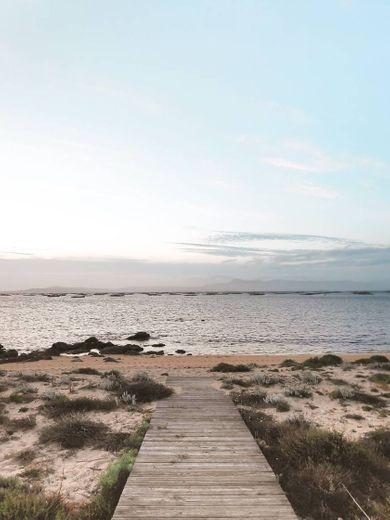 Praia Mexilloeira