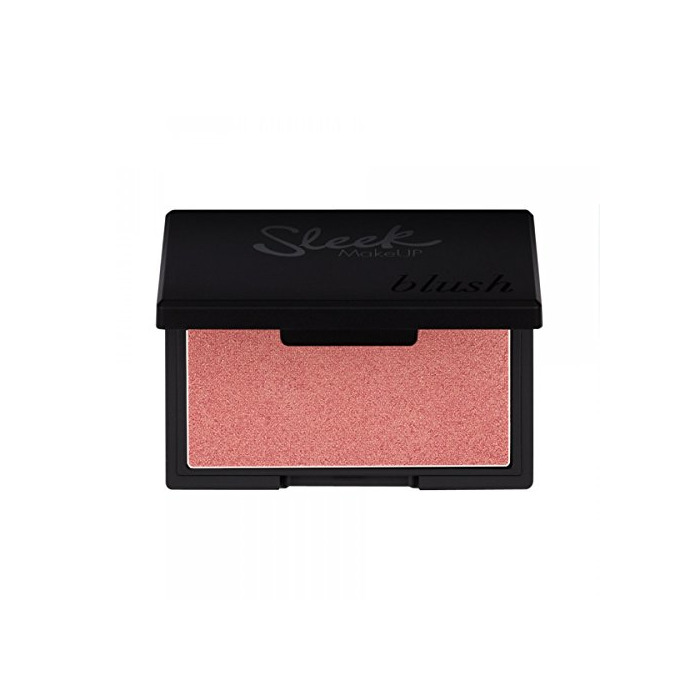 Maquillaje Sleek Blush Rosa de Oro 8g, 1er Pack