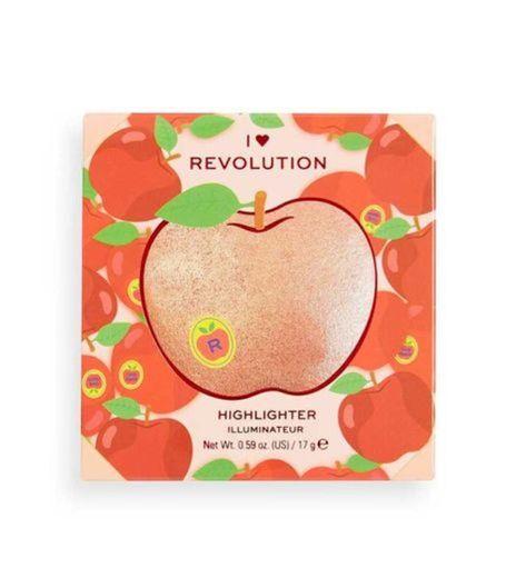 I Heart Revolution - Iluminador en polvo Tasty 3D - Apple ...