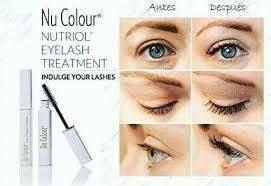 Nuevo Colour Nutriol Eyeslash