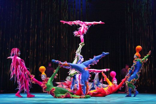 Cirque du Soleil: Discover Shows, Tickets and Schedule | Cirque du ...