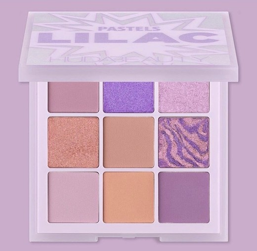 💜 Lilac Pastels Obsessions Pallete 💜