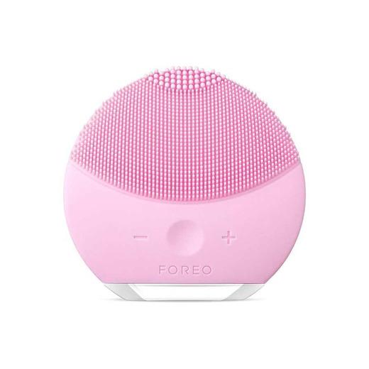 FOREO LUNA Mini - Cepillo exfoliante facial con limpiador sónico eléctrico que