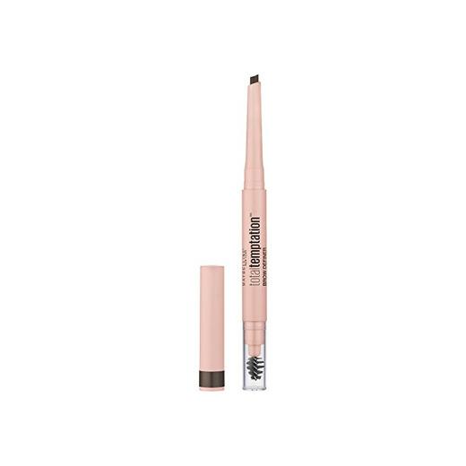 MAYBELLINE - Total Temptation Eyebrow Definer Pencil, Deep Brown - 0.005 oz.