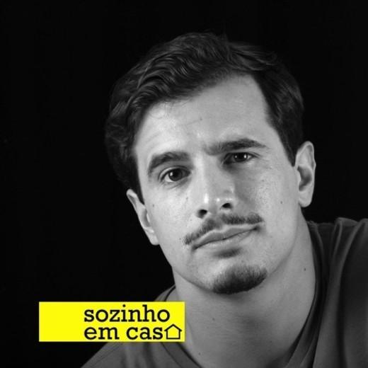 sozinho em casa Guilherme Geirinhas