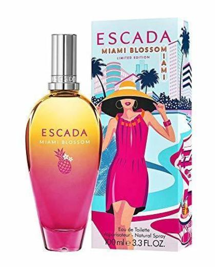Escada Miami Blossom Edt Vapo 100 Ml
