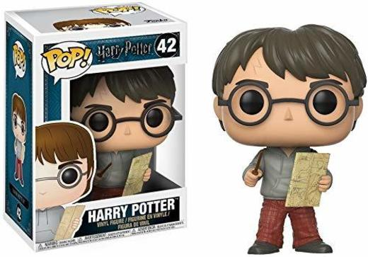 Funko - POP! Vinilo Colección Harry Potter - Figura Harry con el
